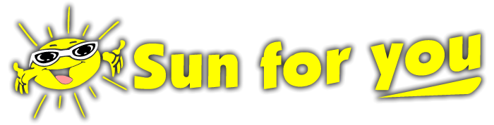 Sun for you - Logo